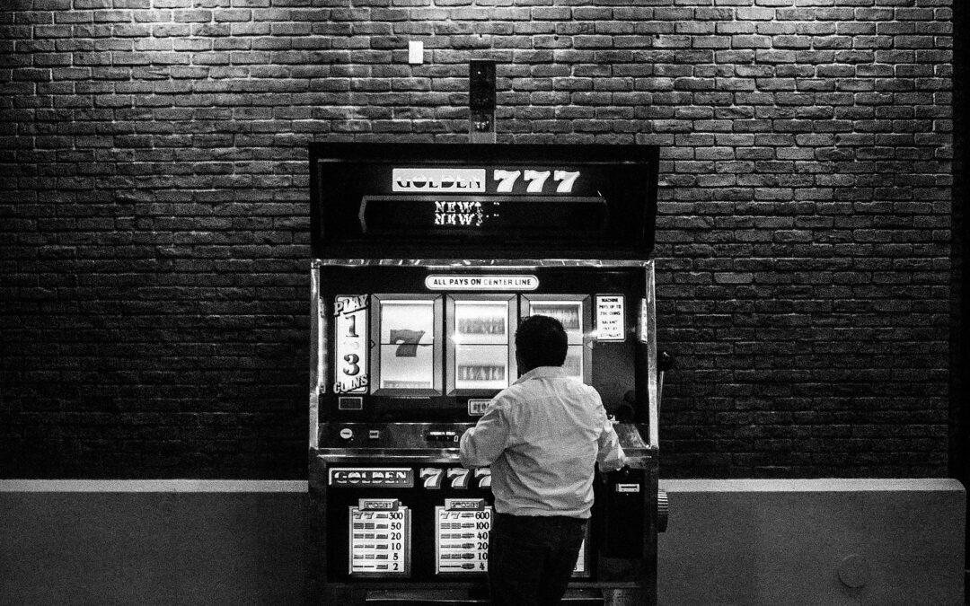 Die Recruiting Slot-Maschine – pls insert your Coin!